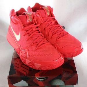 NIKE Kyrie 4 Red Carpet Sneakers